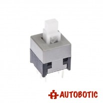 6-Pin Push On/Off Self-Locking Switch (8.5x8.5mm)