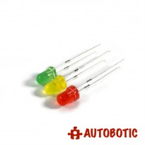 LED 3mm (Yellow)