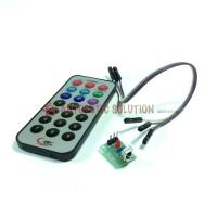 Remote Control IR Receiver Module DIY