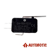 Arduino 15A Micro Switch