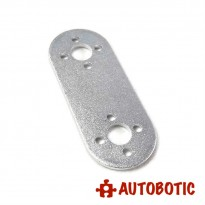 Horizontal / Vertical Robot Bracket Support (Silver)