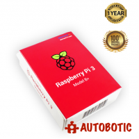 Premium Bundle P1 - Raspberry Pi 3 Model B+ with Official PSU+16GB (With NOOBs)+Official Casing+C.Heatsinks+HDMI Cable