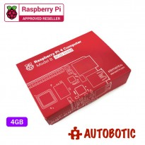 Raspberry Pi 4 Bundle (4GBRAM/32GB NOOBS/Black)