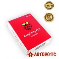 Premium Bundle P2 - Raspberry Pi 3 Model B+ with Official PSU+16GB (Preloaded NOOBs)+Official Casing+ Original RPI 7 Inch Touchscreen+SmartiPi Touch+Heatsinks+HDMI Cable
