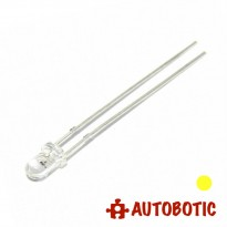 LED 3mm (Yellow) Super Bright