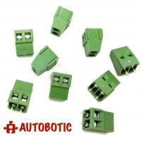 2 Pin Screw Terminal Block Connector 5mm Pitch For Arduino