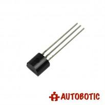 Transistor BC558 (PNP)