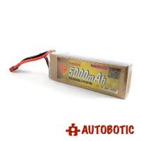 11.1V 3s 40c 5000mAH Rechargeable LiPo Battery