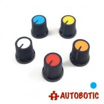 Potentiometer Rotary Control Knob Cap AG3 (Blue)