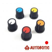 Potentiometer Rotary Control Knob Cap AG3 (Red)
