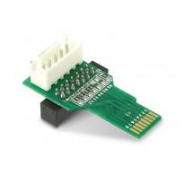 Cubieboard uSD Breakout Board (JTAG/UART)