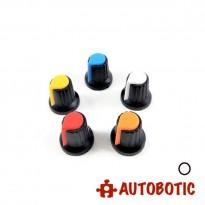 Potentiometer Rotary Control Knob??Cap AG2 (White)