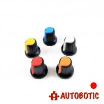 Potentiometer Rotary Control Knob??Cap AG2 (Red)