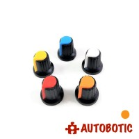 Potentiometer Rotary Control Knob Cap AG2 (Orange)