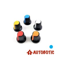 Potentiometer Rotary Control KnobCap AG2 (Blue)