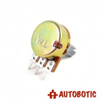 Potentiometer / Variable Resistor (500K Ohm)
