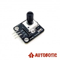 Rotary Potentiometer / Variable Resistor Module For Arduino