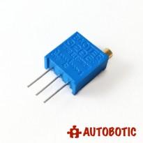 Multiturn Preset / Potentiometer 3296W (50 ohm)