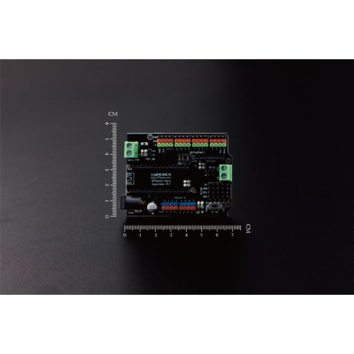 Nano i o shield for arduino