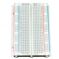 400 Tie Point Interlocking Solderless Breadboard