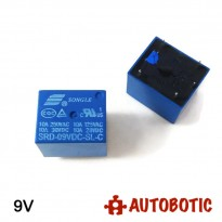Relay 5 pin (9V)