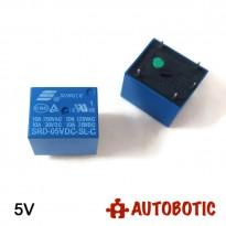 Relay 5 pin (5V)