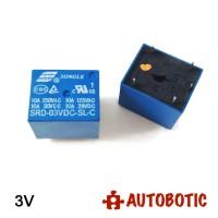 Relay 5 pin (3V)