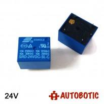 Relay 5 pin (24V)