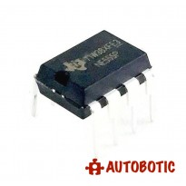 DIP-8 Integrated Circuit IC (NE555) Timer
