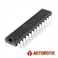 DIP-28 Integrated Circuit IC (ATMEGA8A-PU) 8-bit AVR Microcontroller