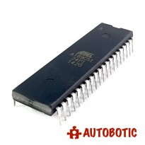 DIP-40 Integrated Circuit IC (AT89C51-24PI/PU) 8-bit 89C51 Microcontroller