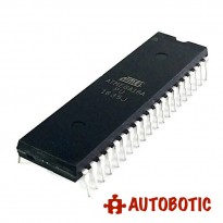 DIP-40 Integrated Circuit IC (ATMEGA16A-PU) 8-bit AVR Microcontroller