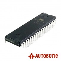 DIP-40 Integrated Circuit IC (ATMEGA32A-PU) 8-bit AVR Microcontroller