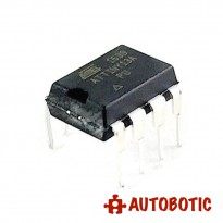 DIP-8 Integrated Circuit IC ATTINY13A-PU 8-bit AVR Microcontroller