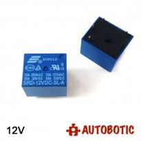 Relay 4 pin (12V)
