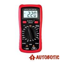Digital AC/DC/Current/Voltage Tester LCD Multimeter (EM33D)