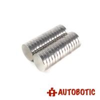 Neodymium Round Magnet 10mm x 2mm (1 piece)