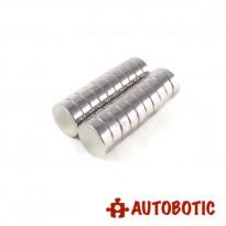 Neodymium Round Magnet 15mm x 5mm