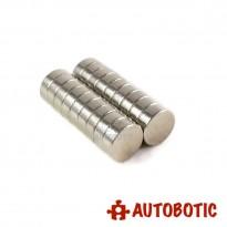 Neodymium Round Magnet 8mm x 3mm