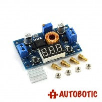 75W High Power DC Adjustable Step Down Voltage Regulator Module With Display (5A)