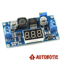 XL6009 4A DC-DC Step Up Power Supply Module with Display