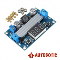 100W High Power DC Adjustable Voltage Step Up Regulator Module With Display