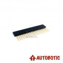 Single Row 20 Pin Stackable Header
