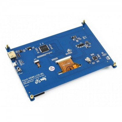 7 inch HDMI LCD (B), 800×480, supports various systems