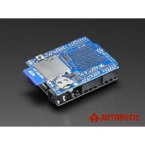 Adafruit Assembled Data Logging shield for Arduino