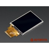 2.8 Inch TFT Display with Resistive Touchscreen