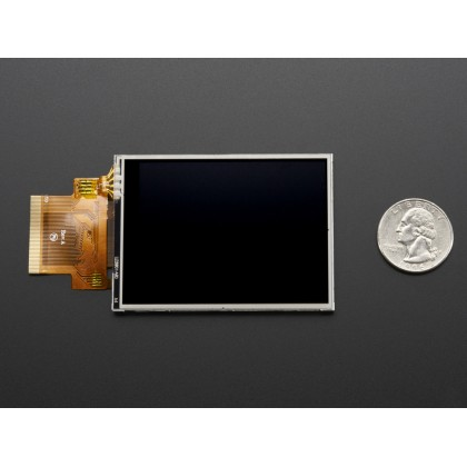 2.8 Inch TFT Display with Resistive Touchscreen [PROMO PRICE]