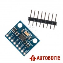 GY-291 ADXL345 digital three-axis acceleration of gravity tilt module IIC / SPI transmission