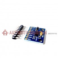 ADXL345 digital three-axis acceleration of gravity tilt module IIC / SPI transmission GY-291