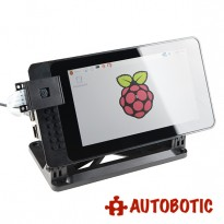SmartiPi Touch Case for Raspberry Pi Touch Screen (LEGO Front)
